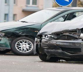 Work-Related Car Crash