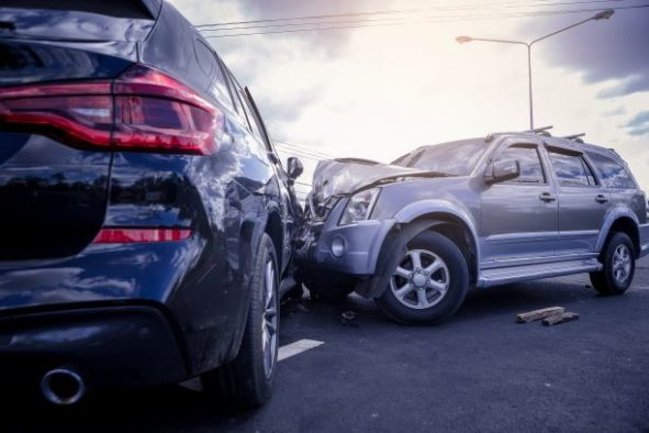 Client Injured in Car Crash Receives Compensation